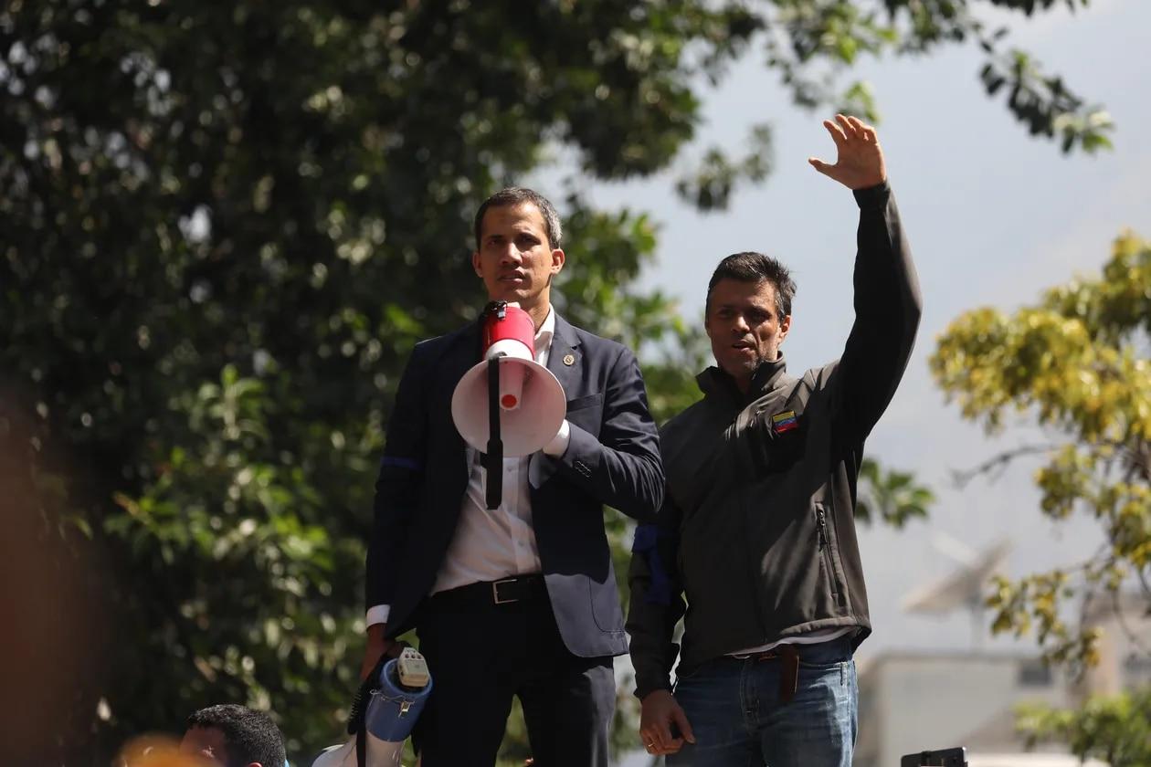 Le parquet demande à la Cour suprême de déclarer le parti Guaidó criminel